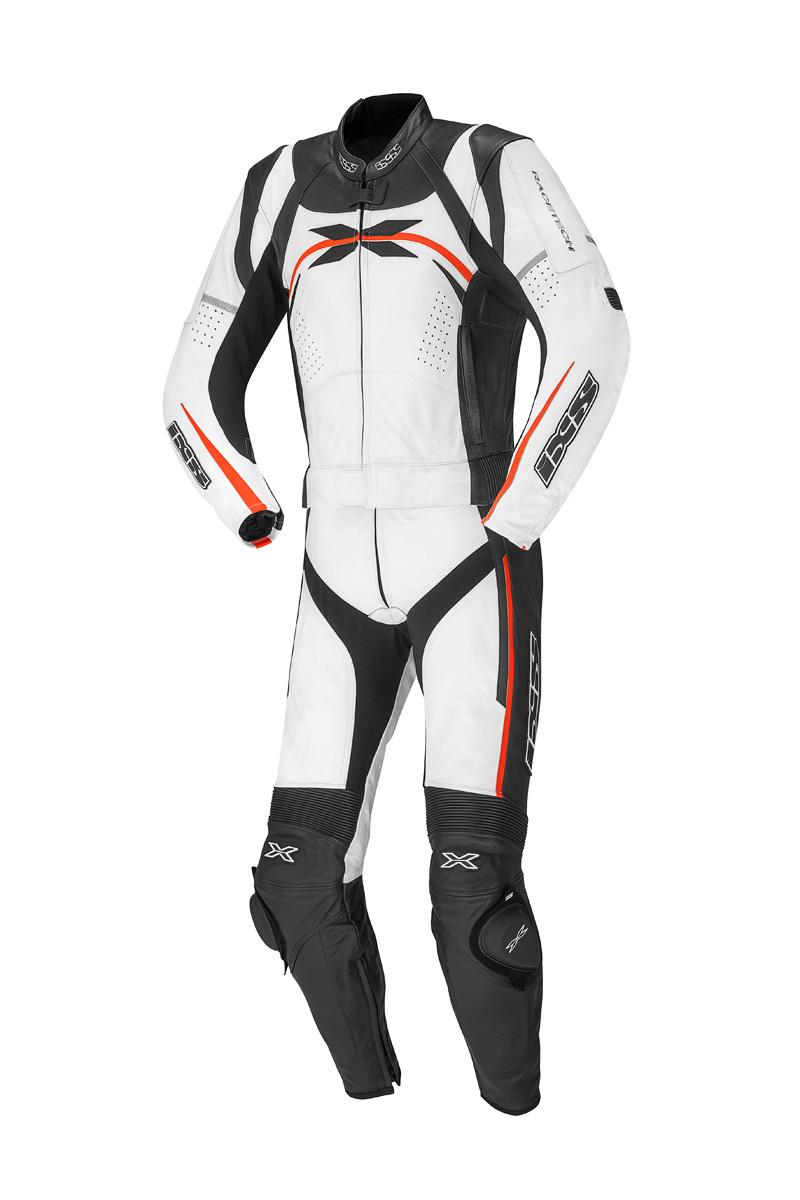 IXS / イクス スーツ CAMARO ホワイト-ブラック-レッド 102 X70012