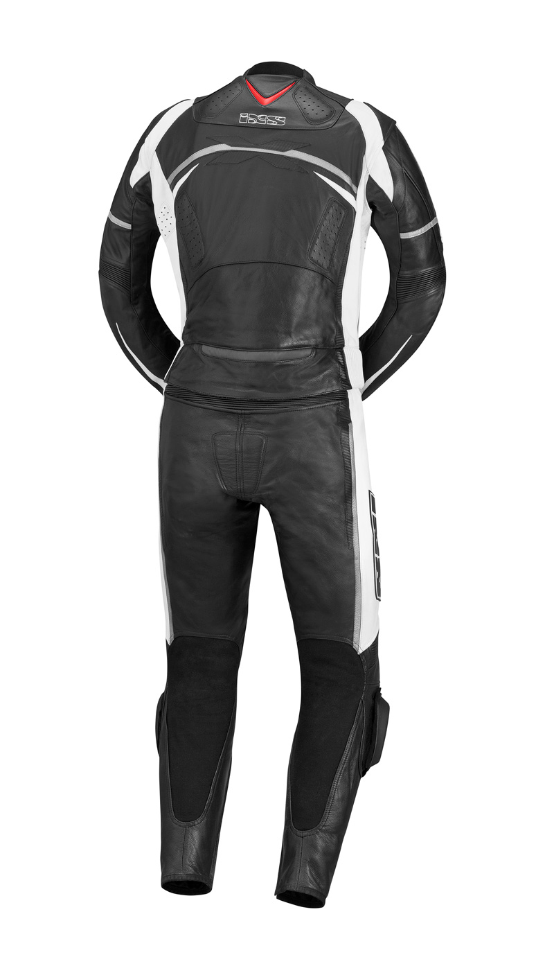 IXS / イクス スーツ CAMARO ブラック-ホワイト-シルバー 102 X70012