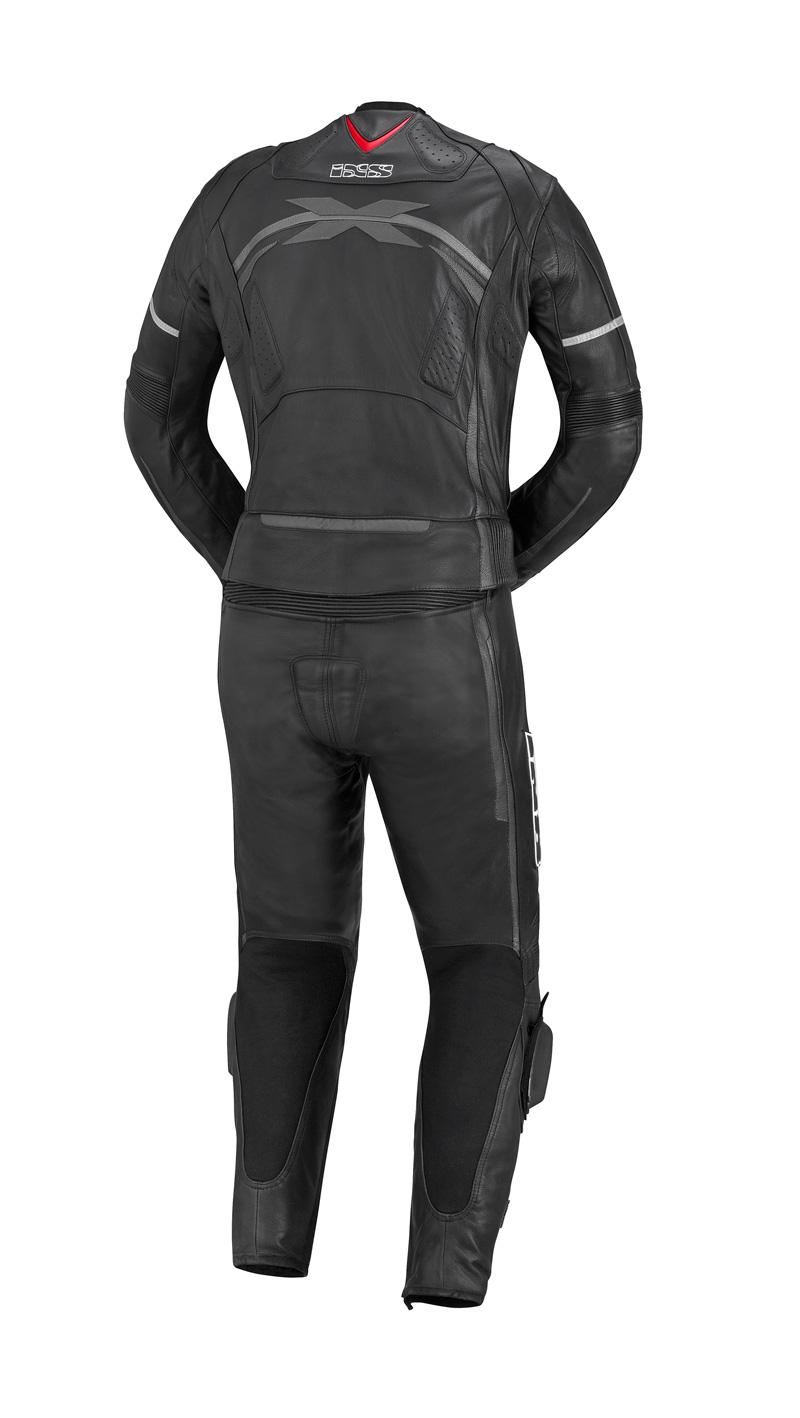 IXS / イクス スーツ CAMARO ブラック-チタン-グレー 102 X70012