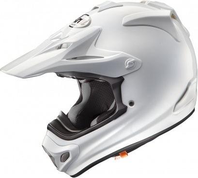 Arai MX-V Helmet, White | 101-0011