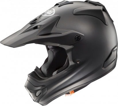 Arai MX-V Helmet, Frost Black | 101-0033