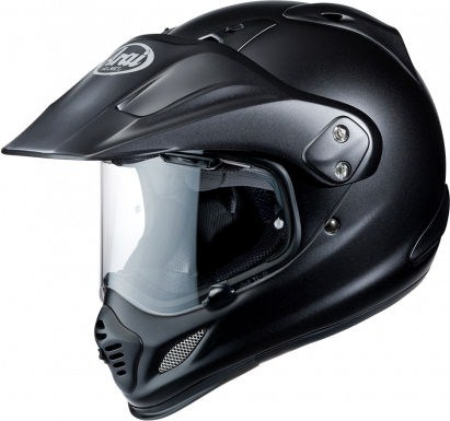 Arai Tour-X4 Helmet, Frost Black | 110-0033