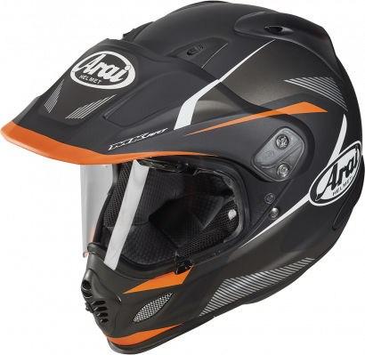 Arai Tour-X4 Helmet, Break Orange (matt) | 110-951
