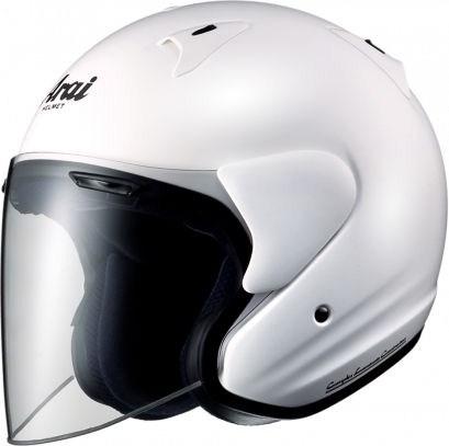 Arai SZ-F Helmet, Diamond White | 112-0010
