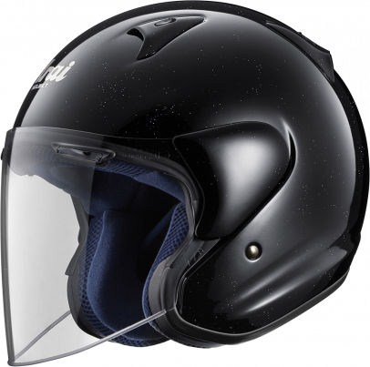 Arai SZ-F Helmet, Diamond Black | 112-0014
