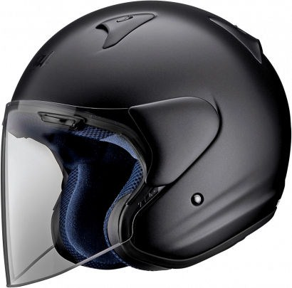Arai SZ-F Helmet, Frost Black | 112-0033