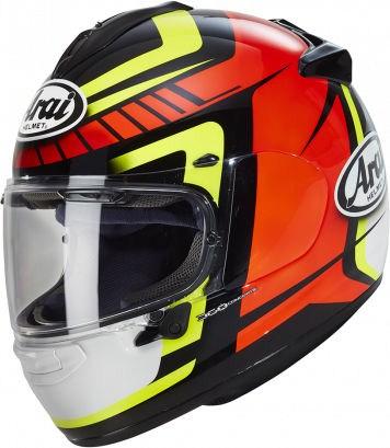 Arai Chaser-X Helmet, Pace Red | 127-0168