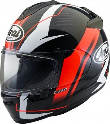 Arai Chaser-X Helmet, Xenon Red | 127-0174