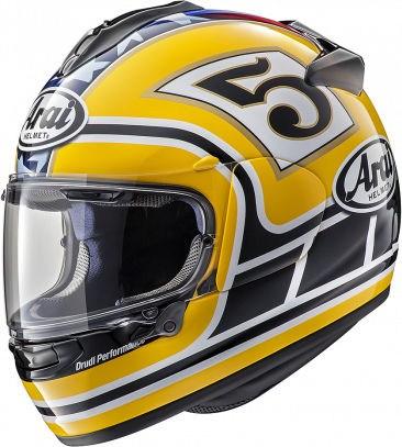 Arai Chaser-X Helmet, Edwards Legend Yellow | 127-258