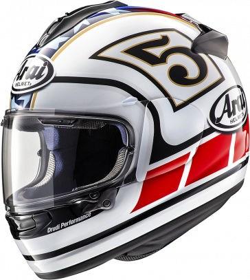 Arai Chaser-X Helmet, Edwards Legend White | 127-282