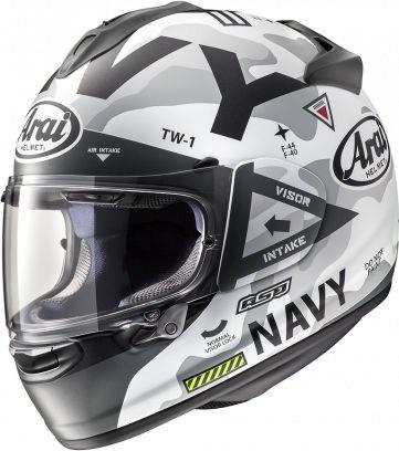 Arai Chaser-X Helmet, Navi matt-weiß | 127-884