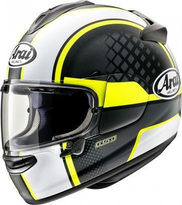 Arai Chaser-X Helmet, Take-Off Yellow | 127-959
