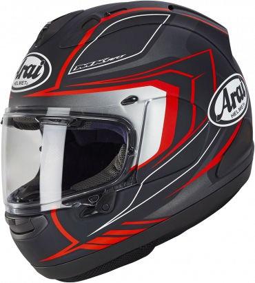 Arai RX-7 V Helmet, Maze Black (matt) | 135-0101