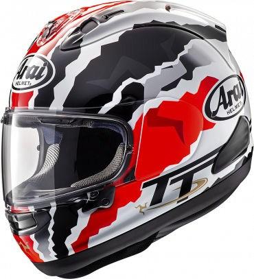 Arai RX-7 V Helmet, Doohan TT | 135-186