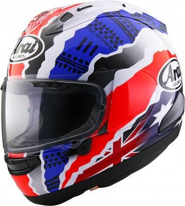 Arai RX-7 V Helmet, Doohan Jubilee | 135-187
