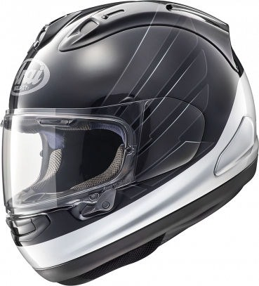 Arai RX-7 V Helmet, Honda CB Black | 135-911