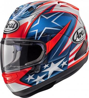 Arai RX-7 V Helmet, Hayden WSB | 135-914