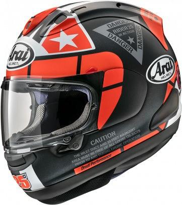Arai RX-7 V Helmet, Viñales 25 | 135-957