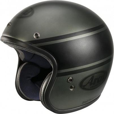 Arai Freeway Classic Helmet, Bandage Green (matt)   141-899