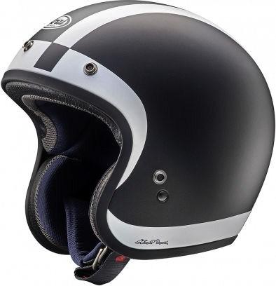 Arai Freeway Classic Helmet, Halo Black (matt)   141-943