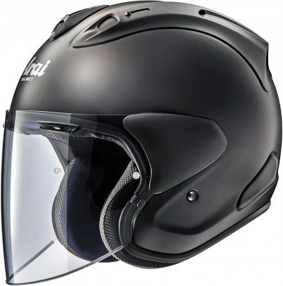 Arai SZ-R VAS Helmet, Frost Black | 147-0033
