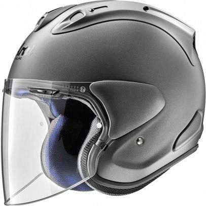 Arai SZ-R VAS Helmet, Frost Gun Metallic | 147-0049