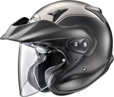Arai CT-F Helmet, Gold Wing Grau/Schwarz | 155-855