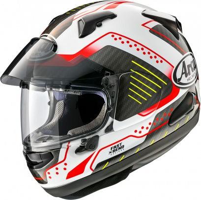 Arai QV Helmet, Drone Red | 164-0121