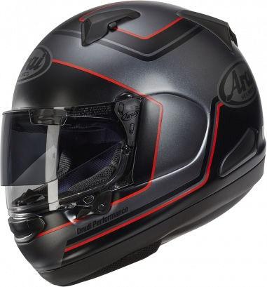 Arai QV Helmet, Triple Black (matt) | 164-920