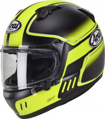 Arai Renegade-V Helmet, Shelby Fluor Yellow | 181-0148