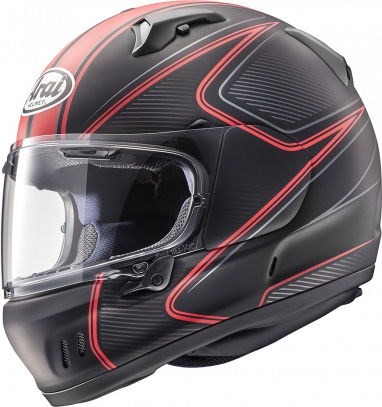 Arai Renegade-V Helmet, Diablo Red (matt) | 181-926