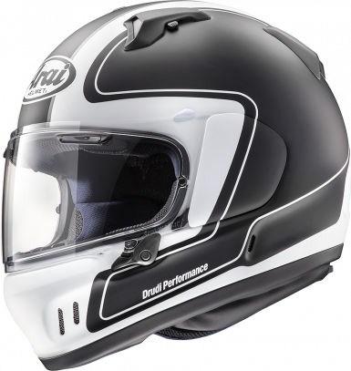 Arai Renegade-V Helmet, Qutline Black (matt) | 181-927