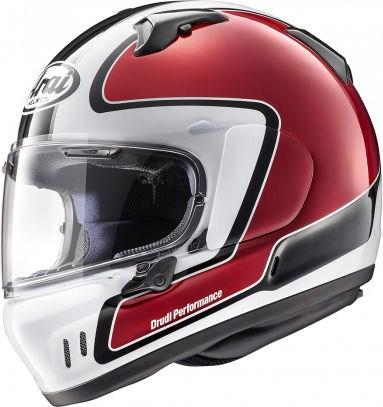 Arai Renegade-V Helmet, Outline Red | 181-928