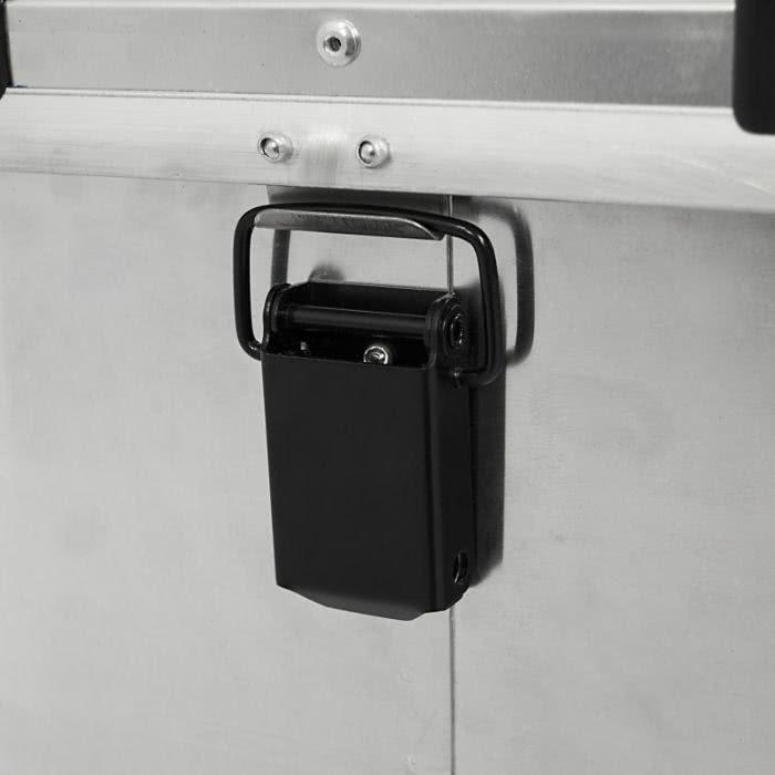 Bagtecs / バッグテック Side Case aluminium Bagtecs / バッグテック 45l   959221-0