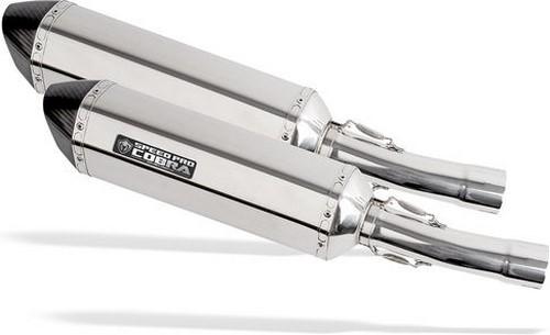 SPEEDPRO COBRA RX77 Slip-on Dual road legal/EEC/ABE/homologated Suzuki GSX-R 1100