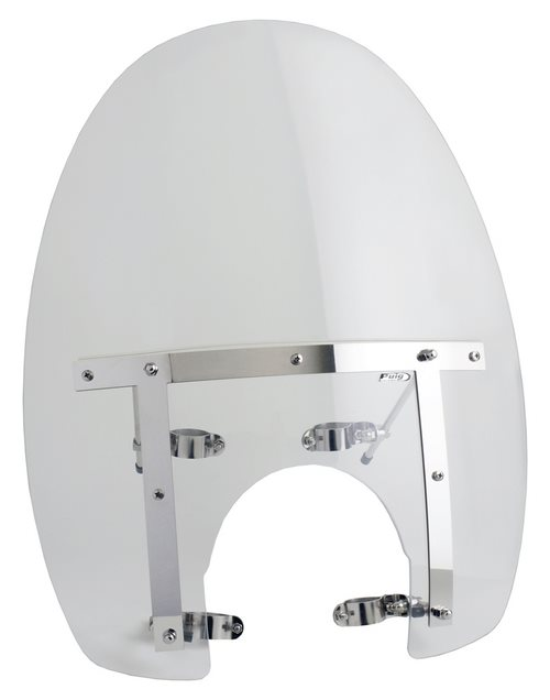 CustomAcces / カスタムアクセス America III Windscreen Clear | CA0037W