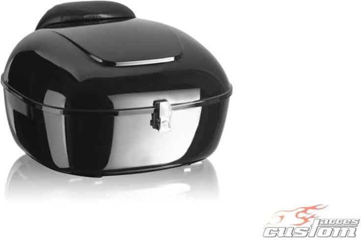 Custom Acces Rigid Suitcase Be Good Model, Black | MT0008N