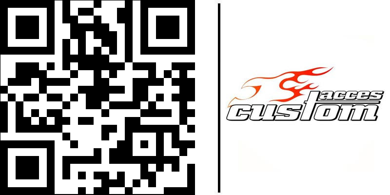 CustomAcces / カスタムアクセス Sissybar Luxus Softail Model Matt Black | RSD301J