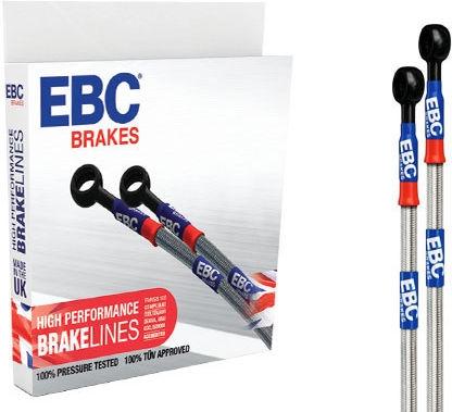 EBC-Brakes Full Front and Rear Brake Line Kit