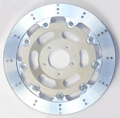 EBC-Brakes Motorcycle Brake Disc to fit Front Left