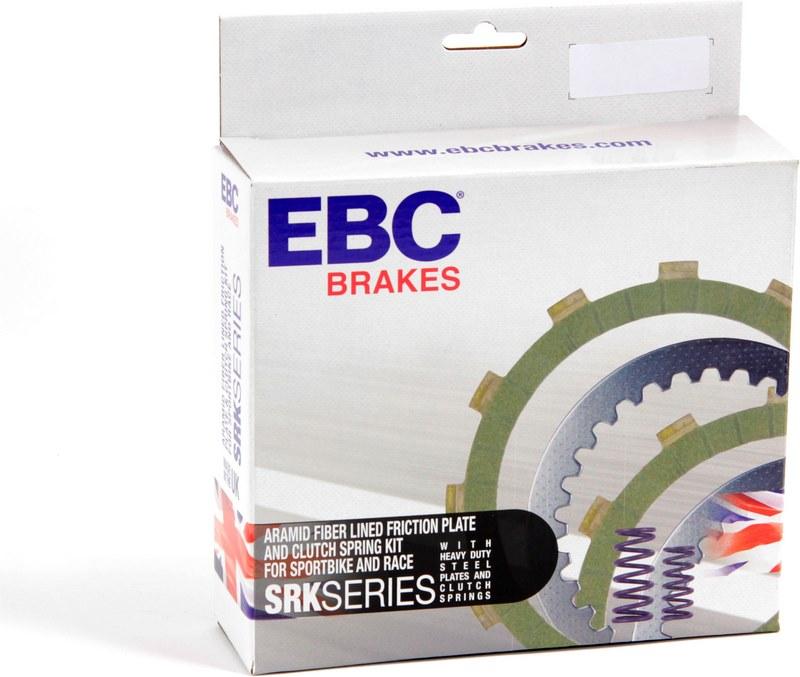 EBC-Brakes SRK Aramid Fibre Replacement Clutch Kit