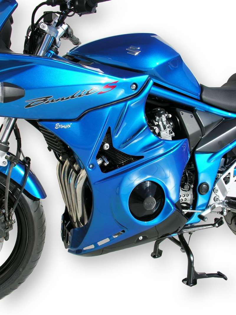 Ermax / アルマックス low fairing for gsf bandit 650 2005/2006 and 1200 2006/2007 unpainted | 810400043