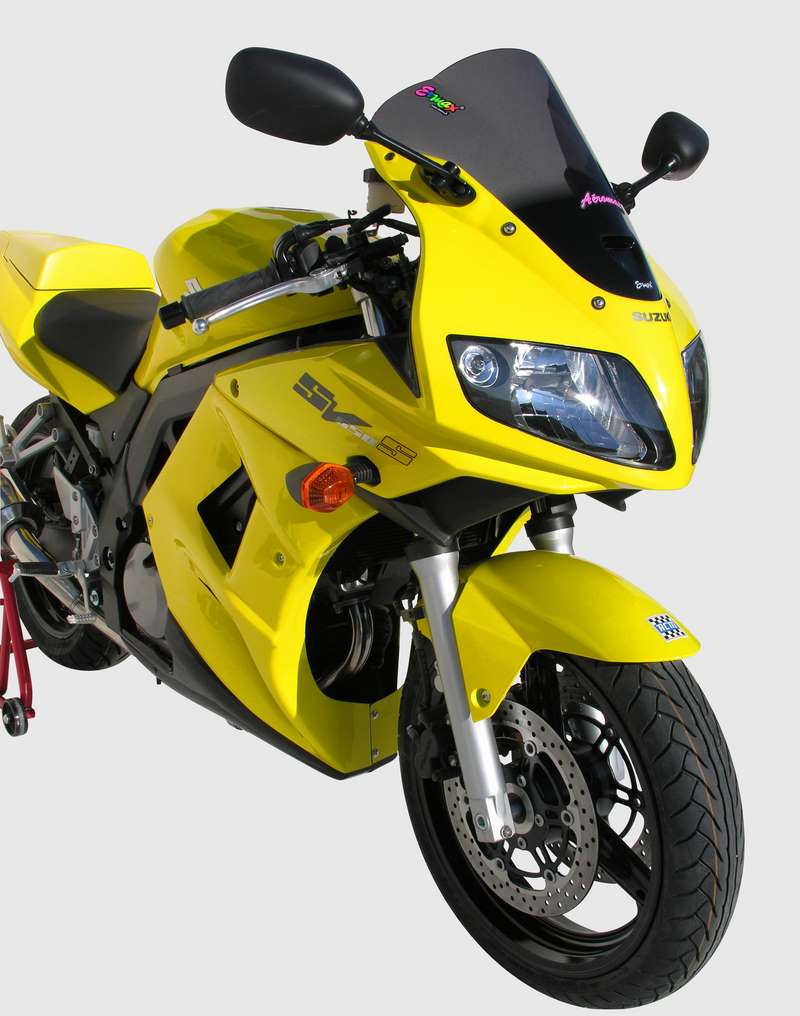 Ermax / アルマックス sides of fairing (by pair ) for SV 650 S 2003-2016, unpainted 2003/2016 | 810400068