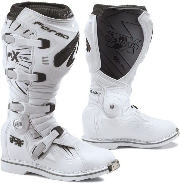 Forma Terrain TX Standard Off-Road Fit, White |FORC350-98