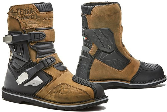 Forma Terra Evo Low Extra Comfort Fit, Brown |FORC53W-24