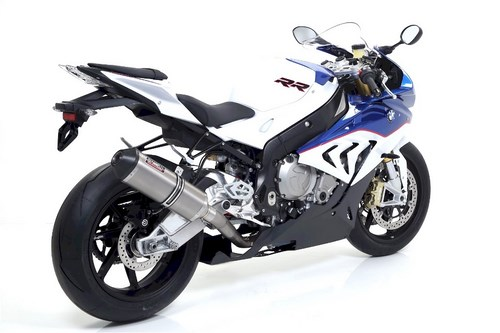 Giannelli / ジェネリ BMW S 1000RR 15 FULL SYSTEM TITANIUM S ILENCER AND CARBY END CAP | 73819T6KY