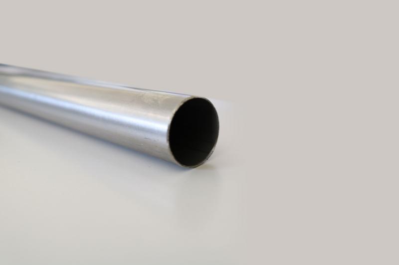 GPR / ジーピーアール Original For Tuning Accessorio - Tubo Inox D. 60Mm X 1,2Mm Inox Tube Aisi 304 Tig L.100Cm D.30Mm X 1Mm Accessorio - Accessory   ES.204.1