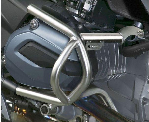 Hornig Crash bars Stainless Steel | Z7103