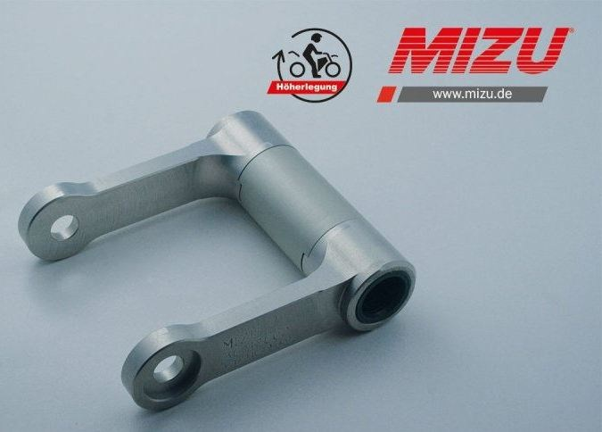 Mizu ジャックアップキット ABE認可品 25-30mm   30112002