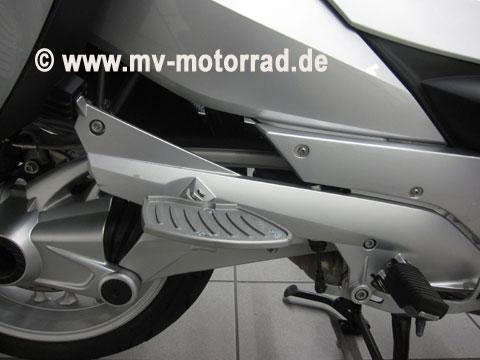 MV Motorrad / エムブイ モトラッド Foot Board for Passenger Footrest of Honda ST-1300 - 10335-Honda-ST1300
